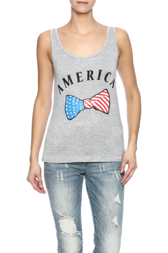 Wanna B America Bow Tank - Product List Image