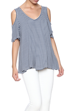 Wanna B Striped Top - Product List Image