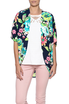 Wanna B Floral Lightweight Kimono - Product List Image