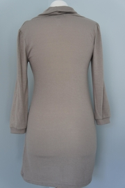 Wanna B Cowl Neck Sweater - Side cropped