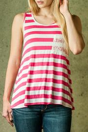 Wanna B I'm Bowed Out Tank - Product Mini Image