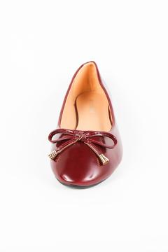 Wanted Bow Ballet Flat - Alternate List Image