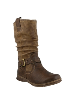Spring Footwear Warm Fun Bootie - Product List Image