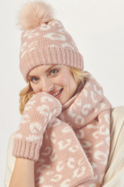 Charlie Paige Warm Hat and Scarf Set - Product Mini Image