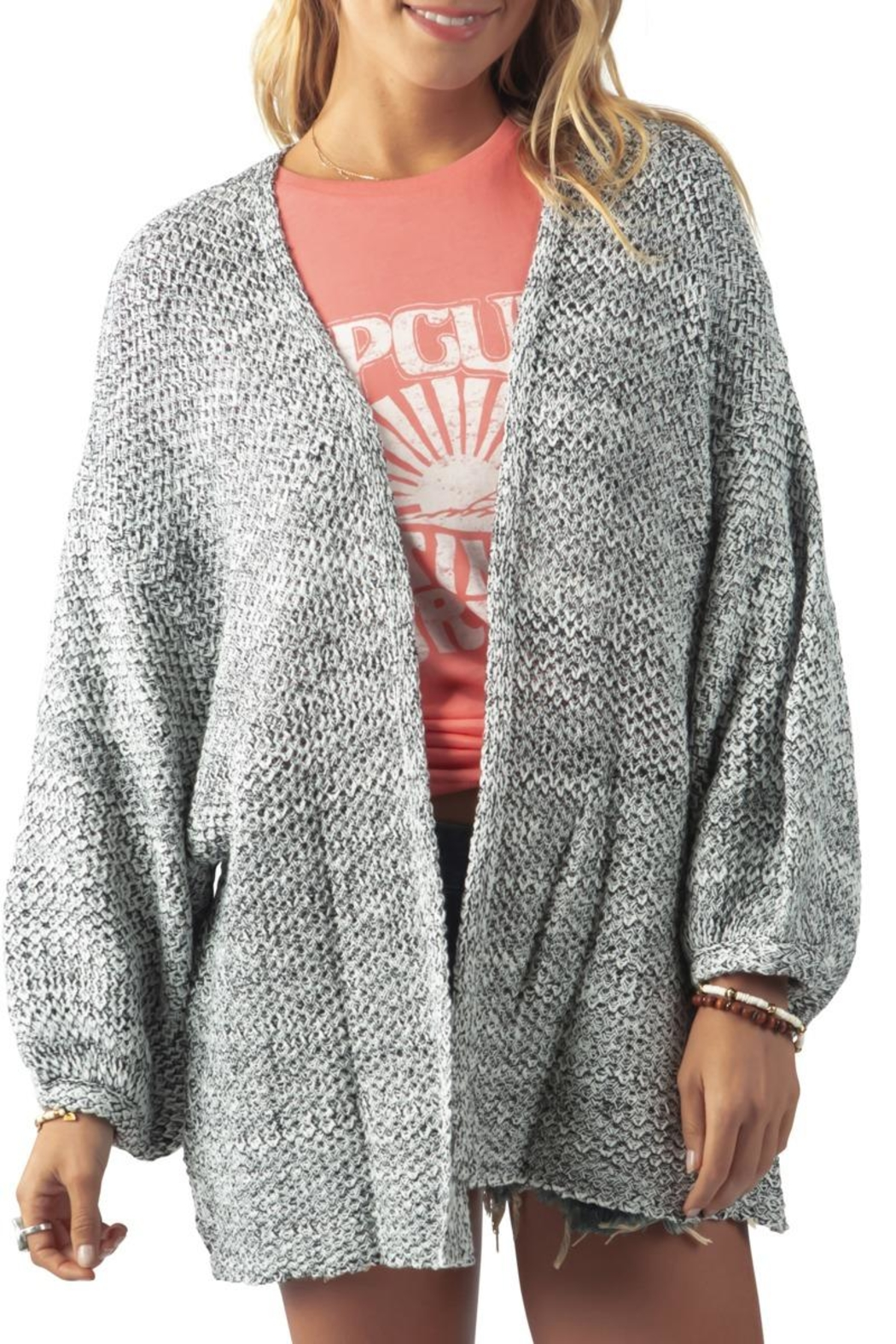 Rip Curl Warm Up Cardigan - Main Image