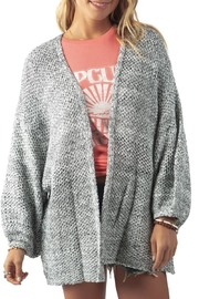 Rip Curl Warm Up Cardigan - Front cropped