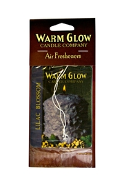 Warm Glow Candle Company Lilac-Blossom Air Freshener - Product Mini Image