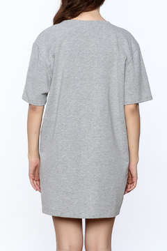 Wasabi + Mint Grey Shirt Dress - Alternate List Image