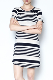 Wasabi Stripe Dress - Product Mini Image