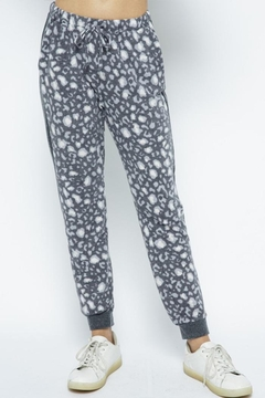Shoptiques Product: Brushed Contrast Joggers