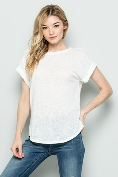 Shoptiques Product: Round Neck Tee