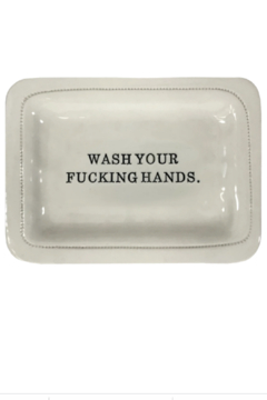 Honestly. Wash Your Hands Dish - Product List Image