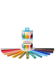 Kid Made Modern Washable Double Pointeed Markers - Set Of 15 - Product Mini Image