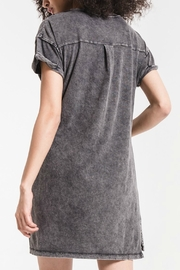 z supply Washed Cotton Dress - Front full body