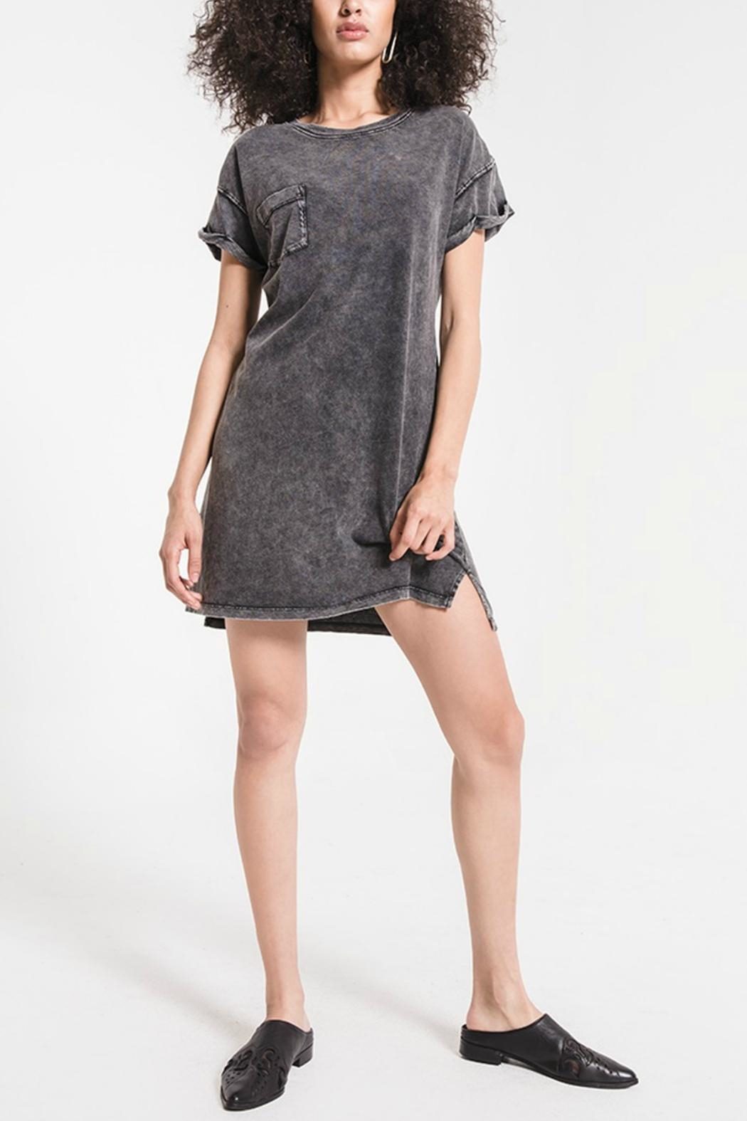 z supply Washed Cotton Dress - Main Image