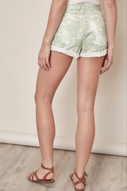 Mustard Seed  Washed Denim Short - Front full body