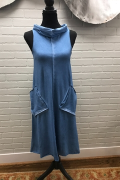 Inizio Washed Jersey Dress - Product List Image