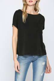 FATE by LFD Washed Modal Top - Front cropped