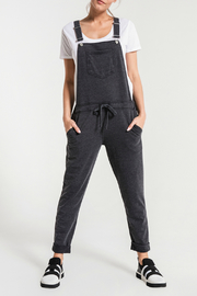 z supply Washed Overalls - Front cropped