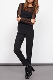 MinkPink Watch Your Back Jumpsuit - Front cropped