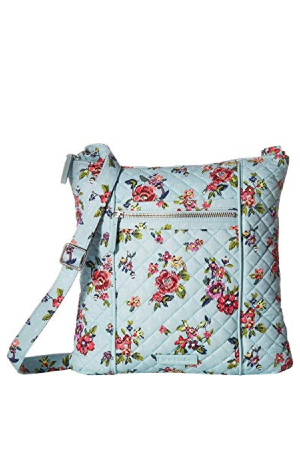 Vera Bradley Water Bouquet Hipster - Front Cropped Image