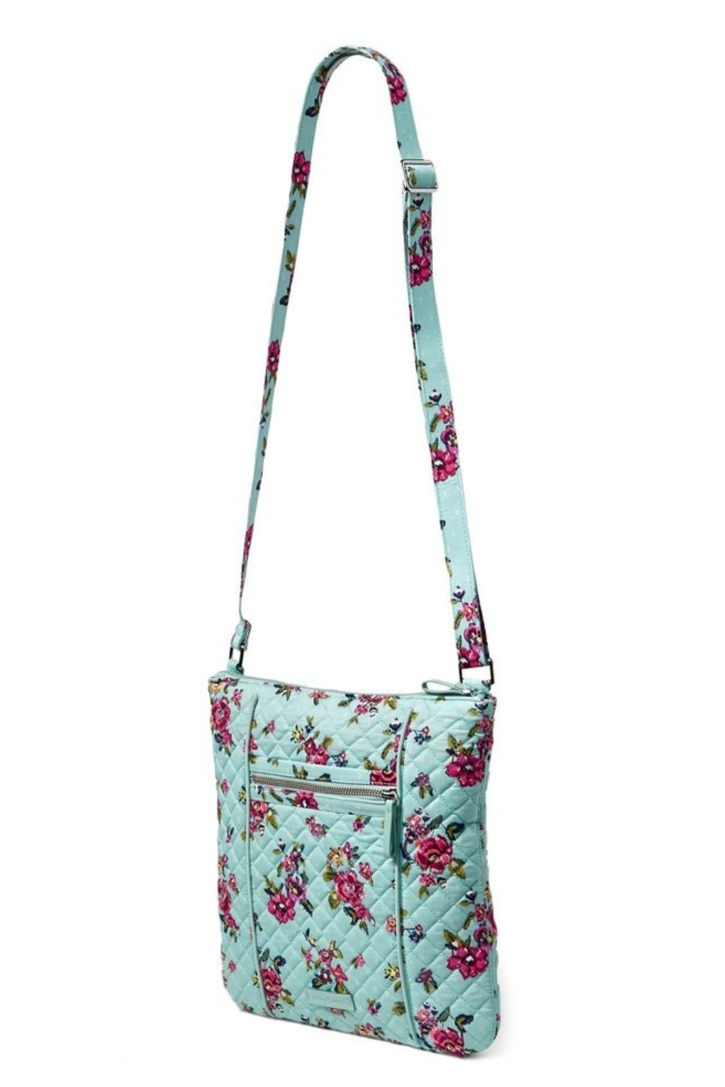 Vera Bradley Water Bouquet Hipster - Side Cropped Image