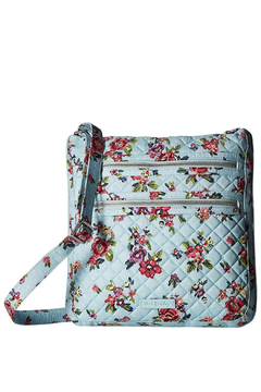 Vera Bradley Water Bouquet Triple Zip Hipster - Product List Image