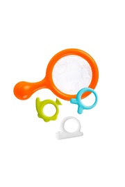 boon by Tomy Water Bugs Floating Bath Toys With Net - Front cropped