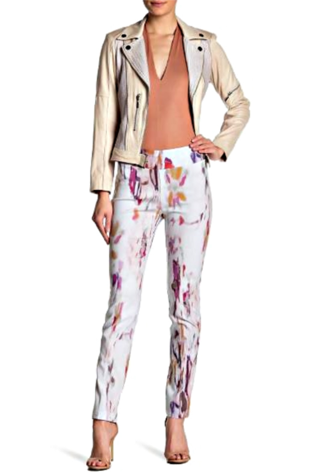 INSIGHT NYC Water Color Cloud Techno Pant - Main Image