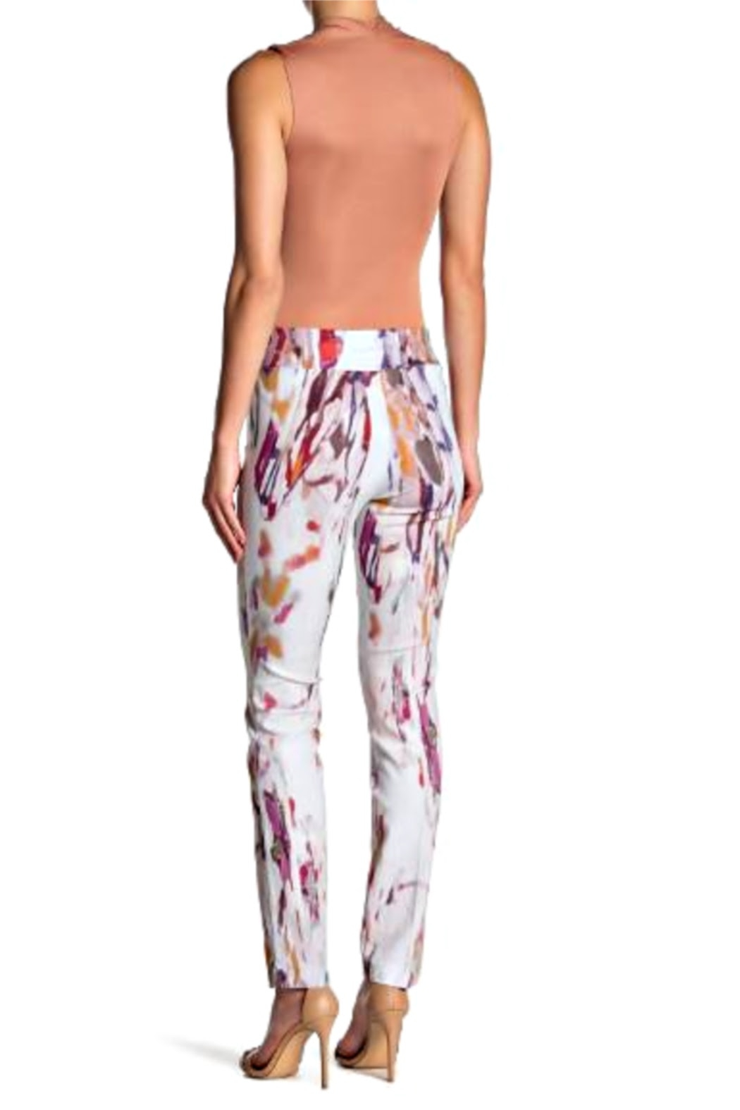 INSIGHT NYC Water Color Cloud Techno Pant - Front Full Image