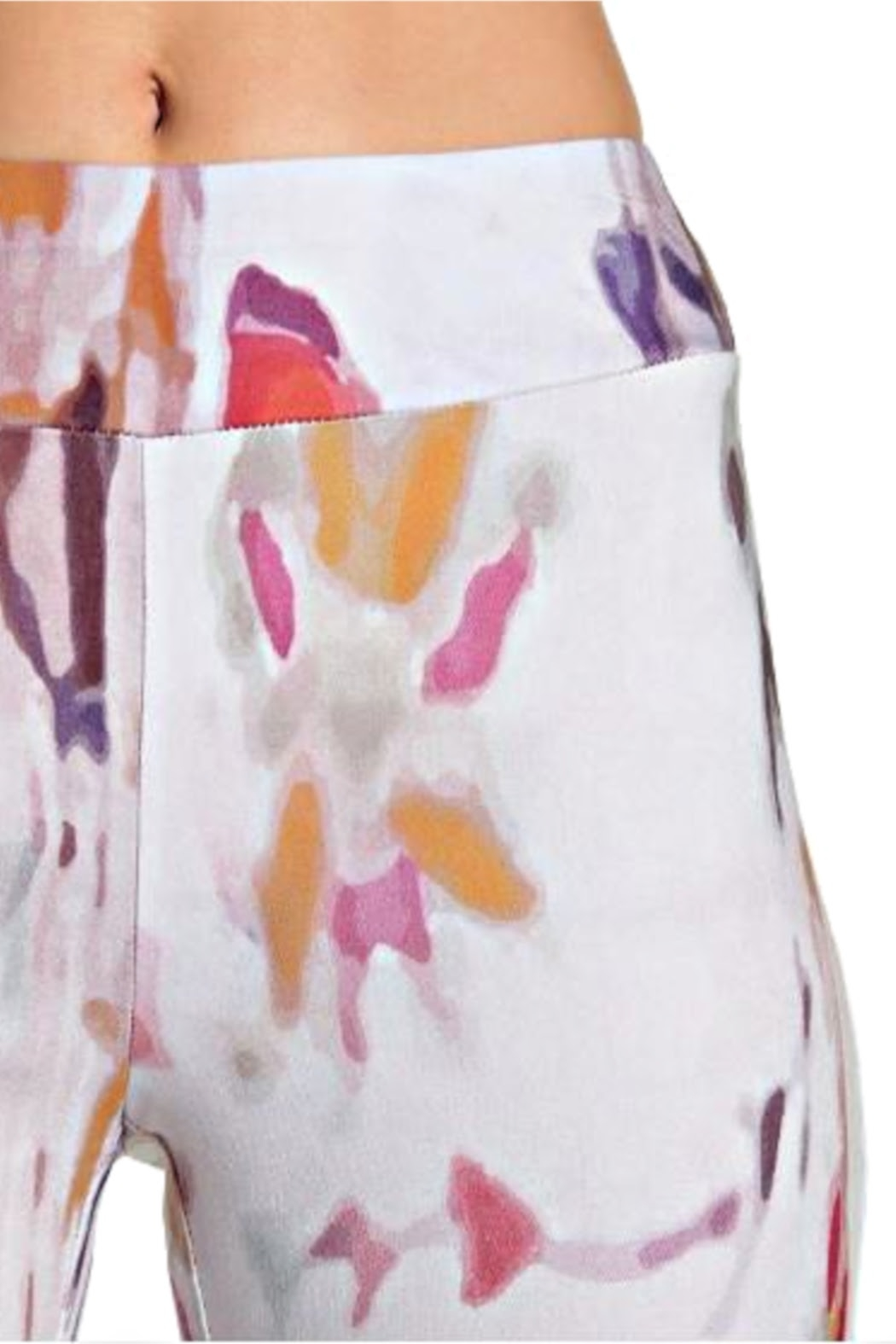 INSIGHT NYC Water Color Cloud Techno Pant - Side Cropped Image