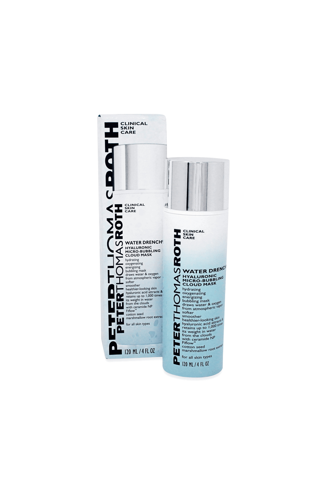 Peter Thomas Roth Water Drench Cloud Mask - Front Full Image