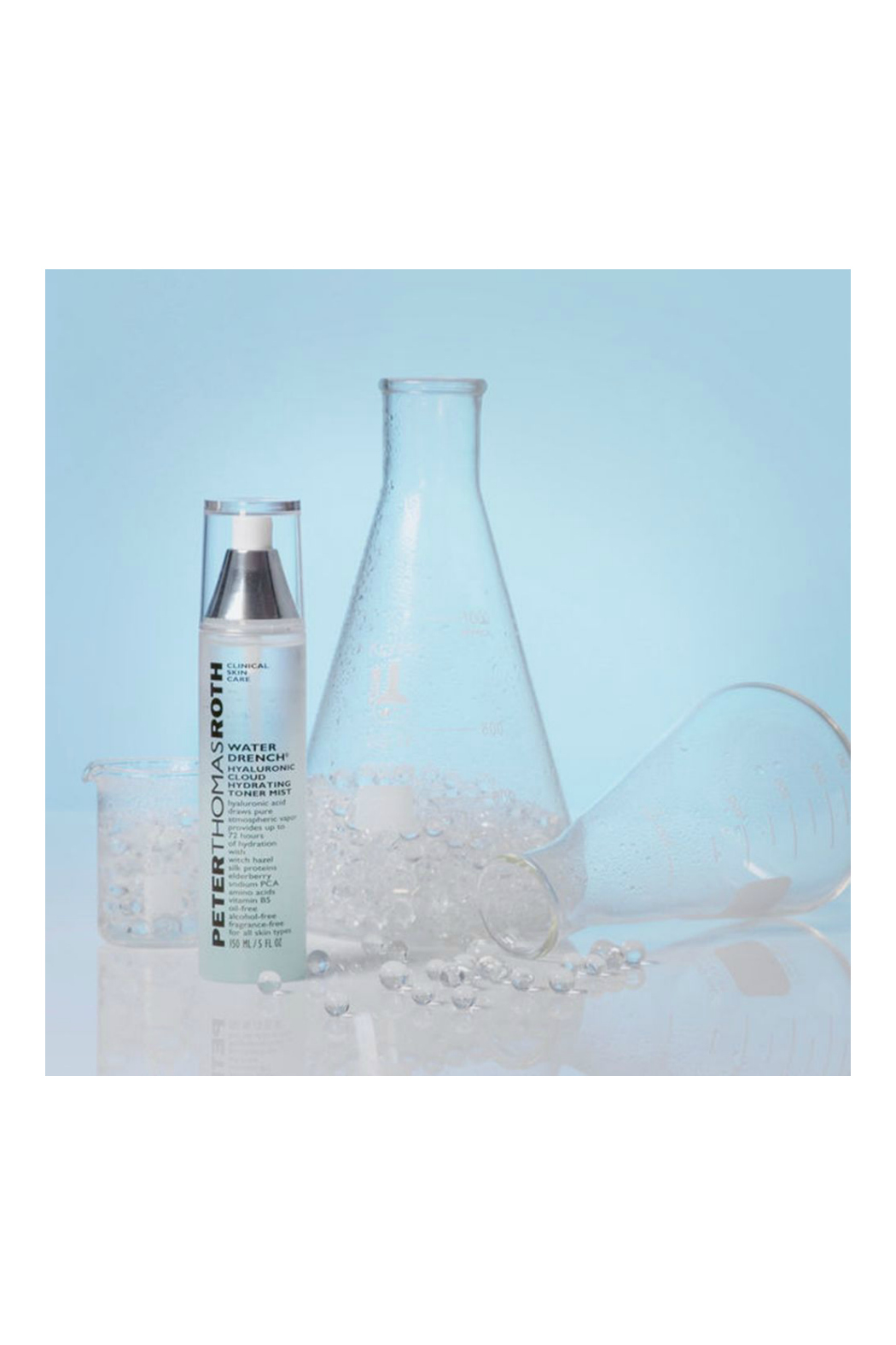 Peter Thomas Roth Water Drench Hyaluronic Toning Hydration Mist - Front Full Image