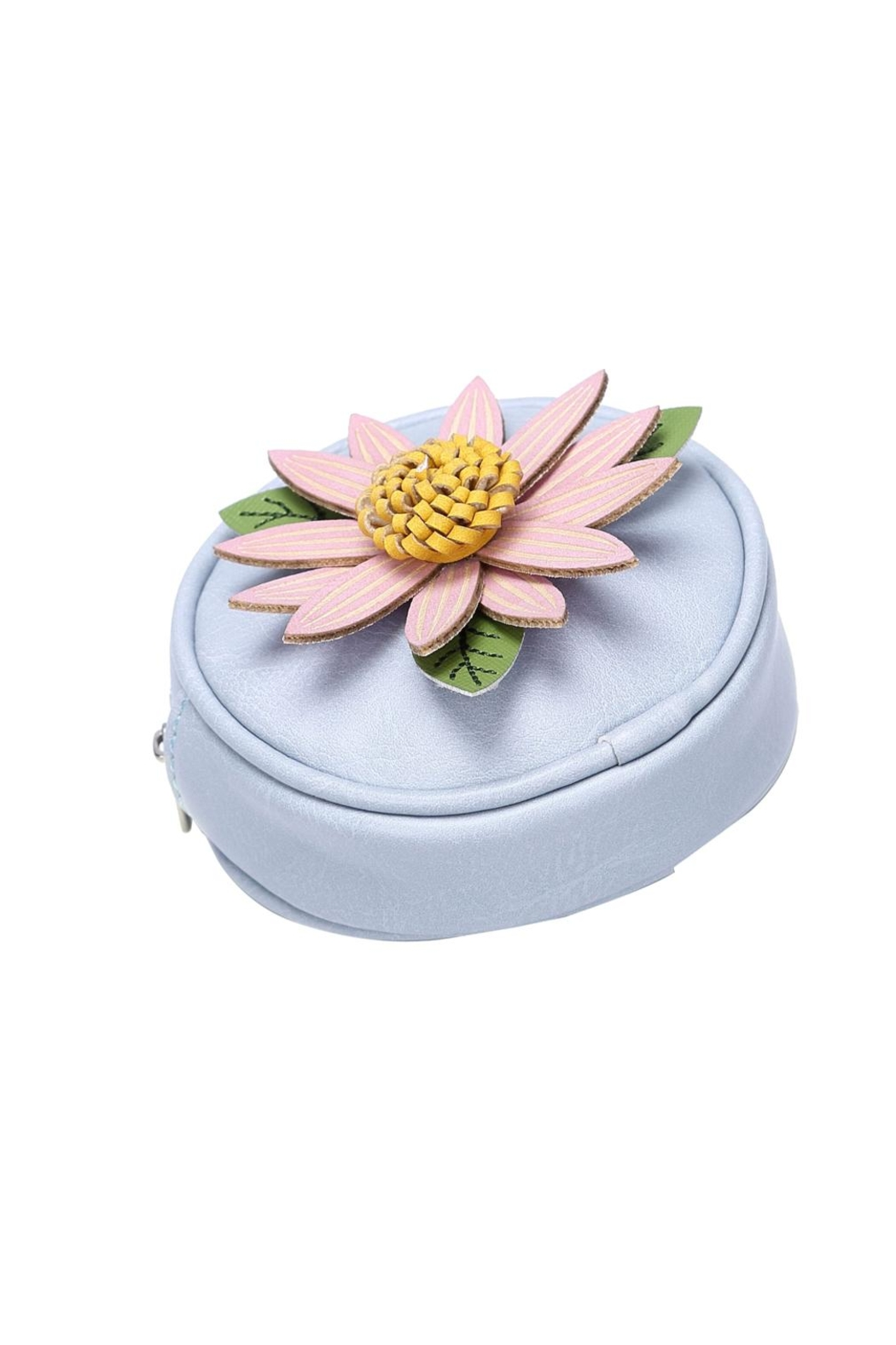 Vendula London Water-Lily Coin Purse - Front Full Image