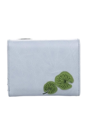 Vendula London Water-Lily Flap Wallet - Back cropped
