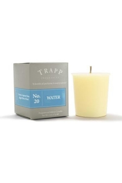 Trapp Candles Water - Alternate List Image