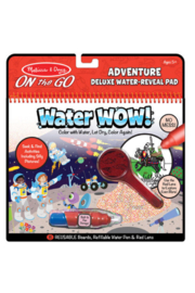 Melissa and Doug Water Wow - Adventure Deluxe - Product Mini Image