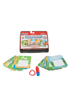Melissa and Doug Water Wow! Letters! Animals! Splash Cards! - Alternate List Image
