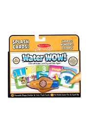 Melissa and Doug Water Wow! Number, Color, Shape Cards - Product Mini Image