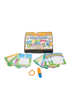 Melissa and Doug Water Wow! Number, Color, Shape Cards - Alternate List Image