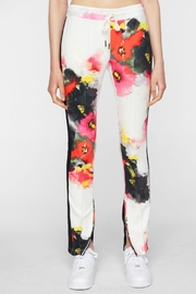 Pam & Gela Watercolor Cigarette Pant - Product Mini Image