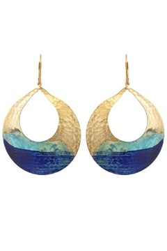 We Dream In Colour Watercolor Devi Earrings - Product List Image