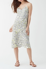 Splendid Watercolor Floral Dress - Product Mini Image