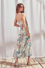 storia Watercolor Floral Maxi Dress - Other