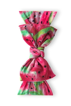 Baby Bling Watercolor Melon Knot - Alternate List Image