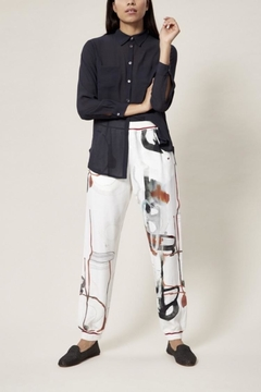 Shoptiques Product: Watercolor Play Pants