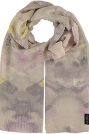 Fraas Watercolor Printed Scarf - Product Mini Image