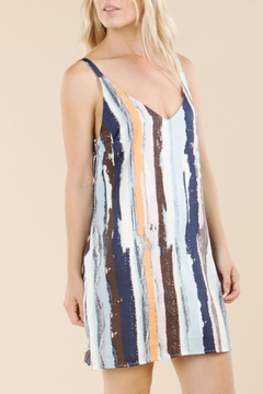 Pinch Watercolor Shift Dress - Product List Image