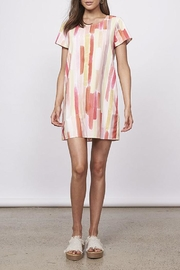 MINKPINK Watercolor Tea Dress - Product Mini Image