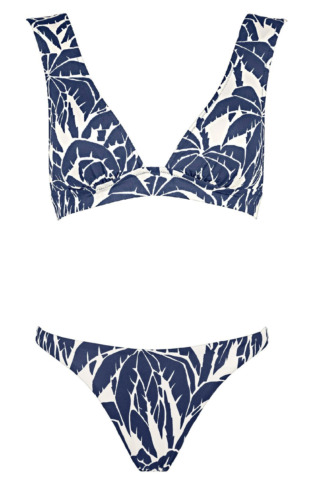 WATERCULT Clubcoco Strap Top - Side Cropped Image